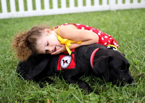 Psychiatric Service Dog For Children